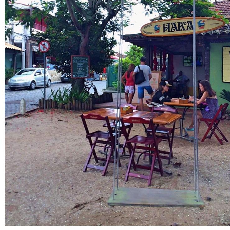 Haka Sucos - Aconchegante lugar para uma lanche- Photo by Claudia Grunow