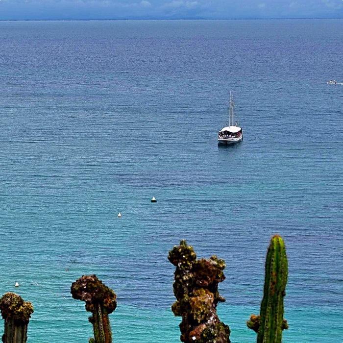 Vista do Mirante João Fernandes - Photo by Claudia Grunow