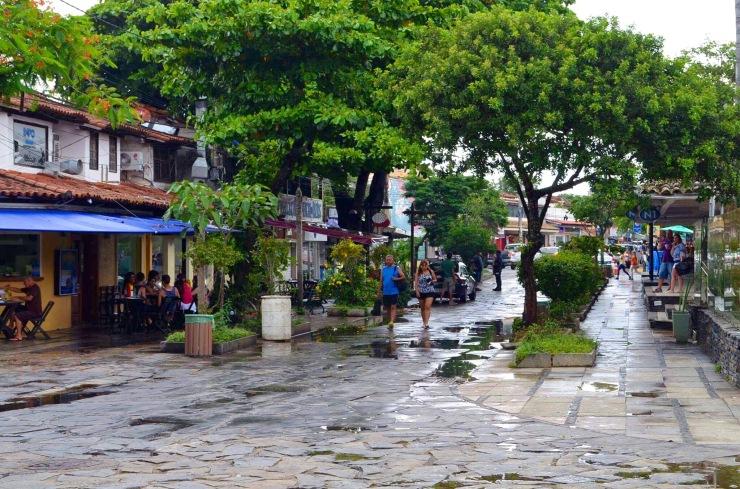 Rua das Pedras Photo by Claudia Grunow