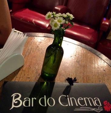 Bar do Cinema - Photo by Claudia Grunow