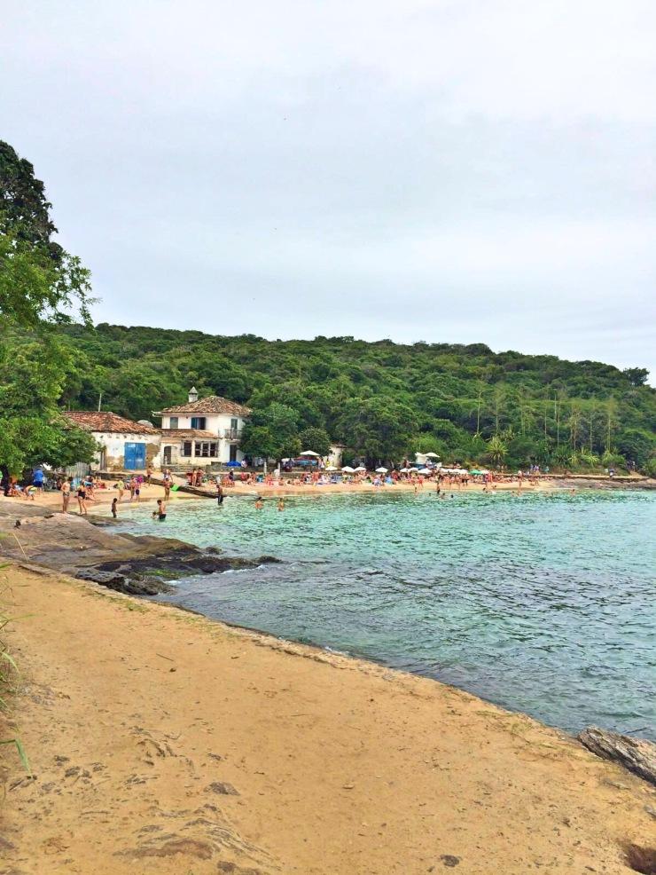 Praia Azeda - Photo by Claudia Grunow