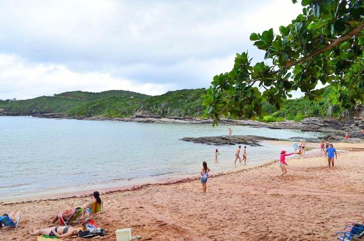 Praia do Forno - Photo by Claudia Grunow