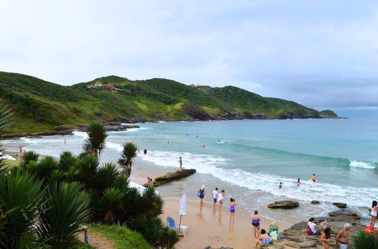 Praia Brava - Photo by Claudia Grunow