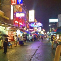 Kao San Road - Photo by Claudia Grunow