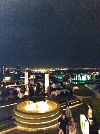 Sky Bar - Bangkok - Photo by Claudia Grunow