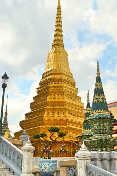 Pagoda - Photo by Claudia Grunow