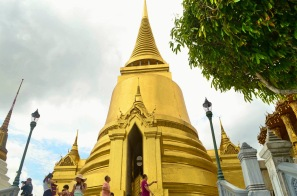 Pagoda Chamada - Phra Siratana Chedi - Photo by Claudia Grunow