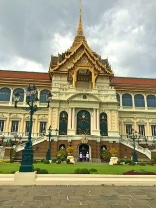 Royal Hall - Lugar onde tem um Museu com armas do Brasão real - Photo by Claudia Grunow