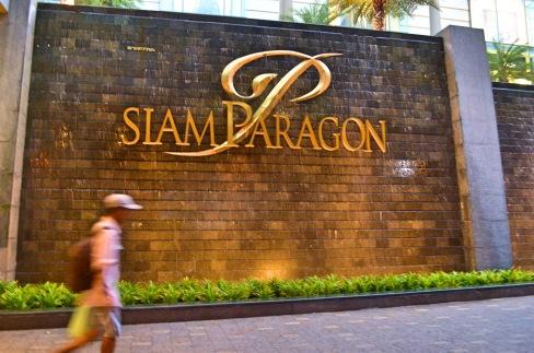 Siam Paragon - Photo by Claudia Grunow