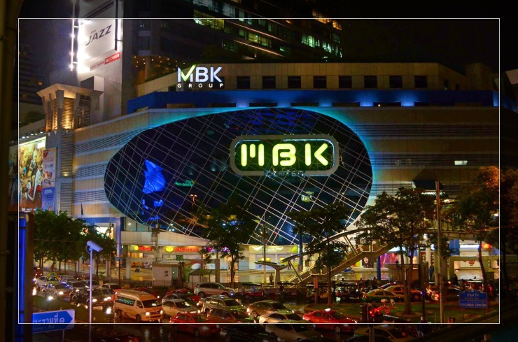 MBK Center - Photo by Claudia Grunow