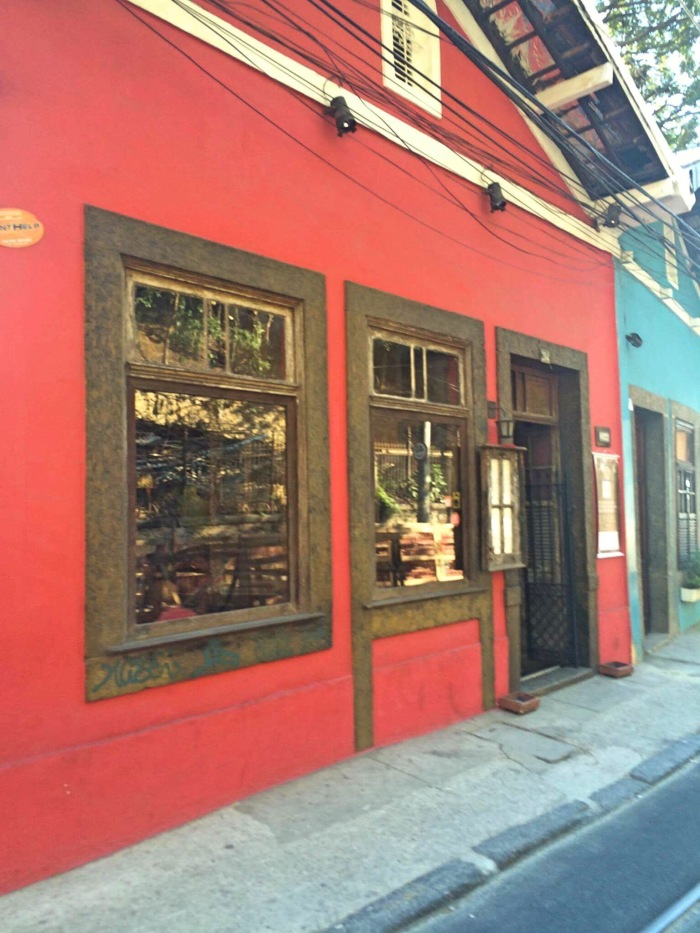 Restaurante Santa espírita - Photo by Claudia Grunow