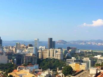 Vista do mirante Parque das Ruínas - Photo by Claudia Grunow