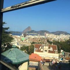 Vista do Rio de Janeiro - Parque das Ruínas - Photo by Claudia Grunow