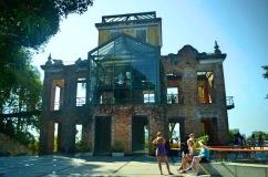 Parque das Ruinas pátio principal- Photo by Claudia Grunow