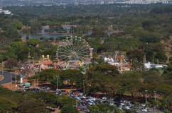 Parque visto da Antena - Photo by Claudia Grunow
