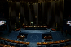 Câmara do Senado - Photo by Claudia Grunow
