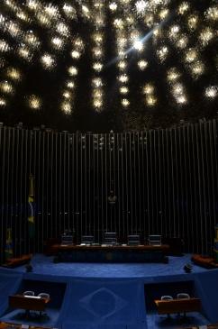 Câmara do Senado - Photo by Claudia Grunow