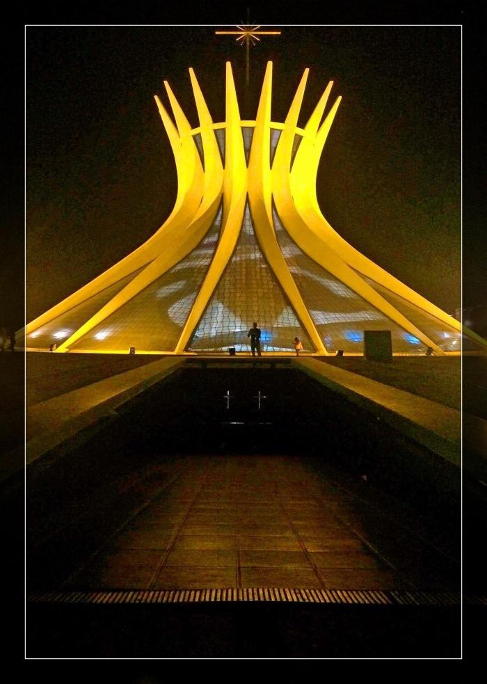 Catedral Nossa Senhora Aparecida- Photo Claudia Grunow